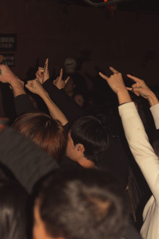 A look back at the Beijing Underground Sweet Winter Music Days