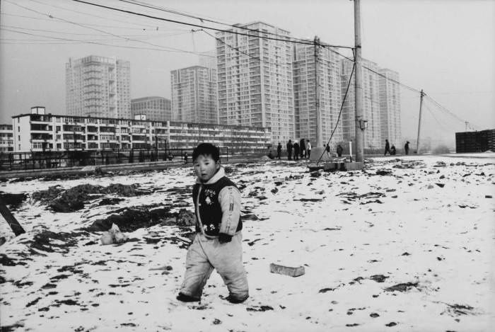 Winter 2001 Discover Beijing 20 years ago